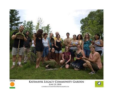 Katimavik Legacy Community Garden  36