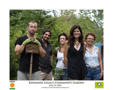 Katimavik Legacy Community Garden  38