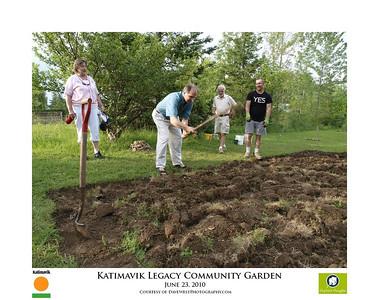 Katimavik Legacy Community Garden  3