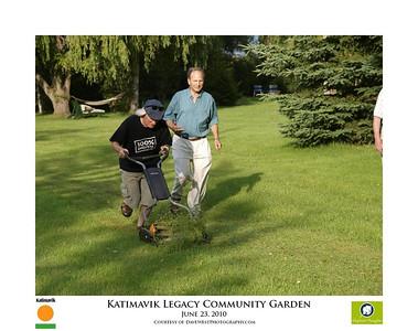 Katimavik Legacy Community Garden  23
