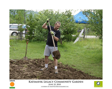 Katimavik Legacy Community Garden  24