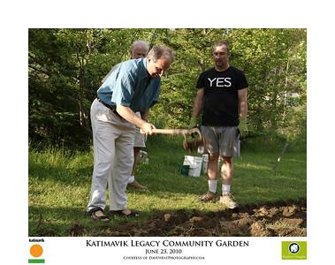 Katimavik Legacy Community Garden  4