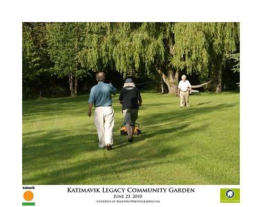 Katimavik Legacy Community Garden  22