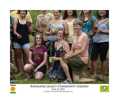 Katimavik Legacy Community Garden  37