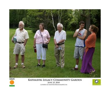 Katimavik Legacy Community Garden  42