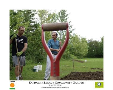 Katimavik Legacy Community Garden  7