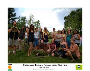 Katimavik Legacy Community Garden  30