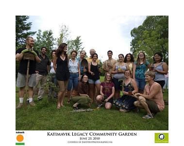 Katimavik Legacy Community Garden  35