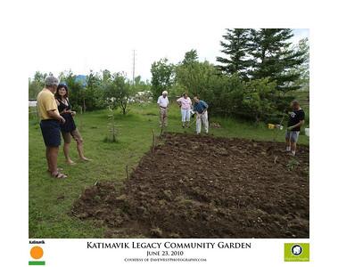 Katimavik Legacy Community Garden  8