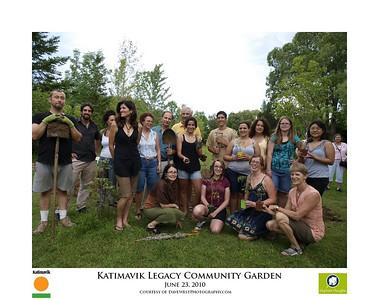 Katimavik Legacy Community Garden  34