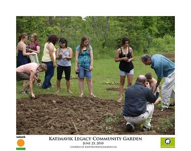 Katimavik Legacy Community Garden  44