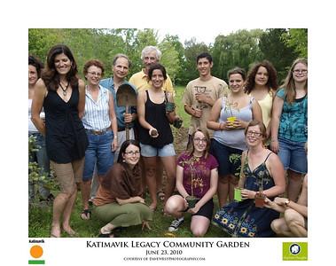 Katimavik Legacy Community Garden  32