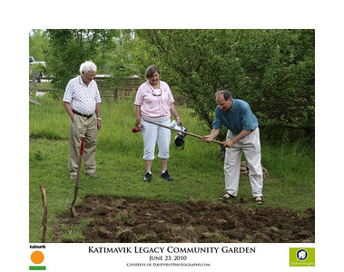 Katimavik Legacy Community Garden  9