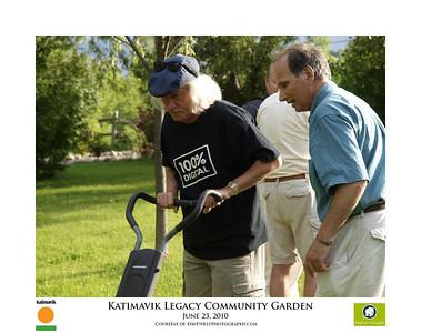 Katimavik Legacy Community Garden  20