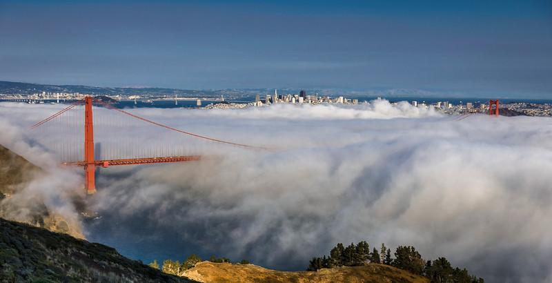 San Francisco:  Golden Gate Mystery.