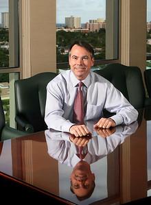 092311 - Peter Brockway, managing partner of Boca Raton private equity firm Brockway Moran & Partners.  Photo by Tim Stepien