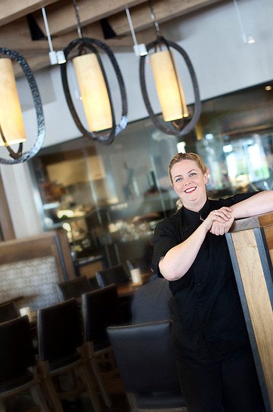 Tia Baker - Head Chef, Sol Cocina, Playa Vista