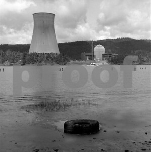 Trojan nuclear plant, Rainier, Oregon, started commercial production on May 20, 1976. It was deactivated in 1992 and the 499-foot tower was demolished on May 20, 2006.