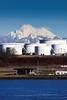 Baker, oil refinery 0291