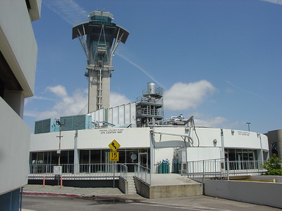 The Central Utility Plant provides heating and cooling to the airport.