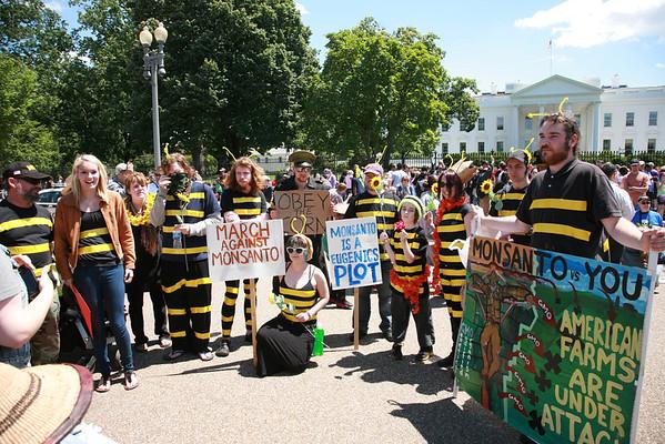 March Against Monsanto Washington, DC