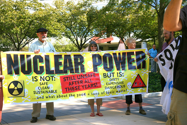 Rally NO NUKES NO WAR!! / Occupy The NRC @ 11545 Rockville Pike, Rockville, Maryland 9/21/12