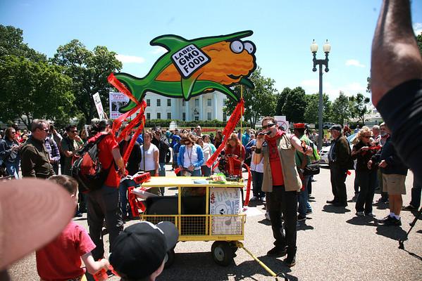 The March Against Monsanto Highlites