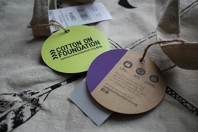 cotton on foundation