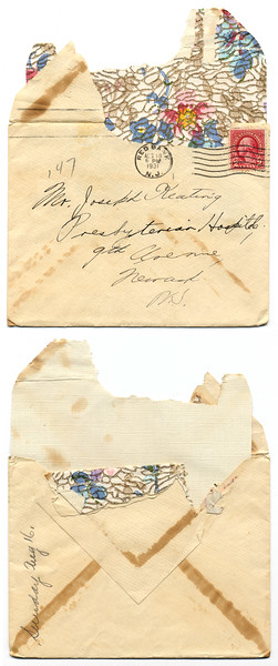 KEATING & KUCK letters & cards