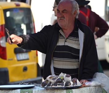 Street vendor, Ephesus.