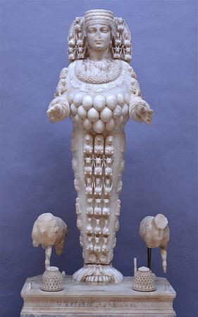 Artemis Statue, Ephesus Museum.