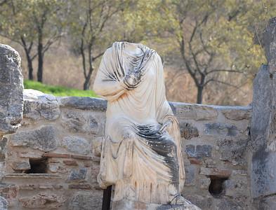 Ruins at Ephesus.