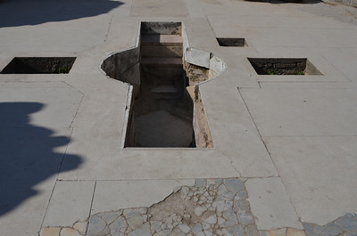Baptism Pool at the Basilica of St John, Ephesus