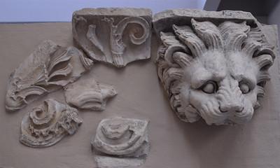 Ephesus Museum pieces.