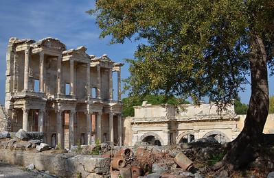 Celsus Library, Ephesus.