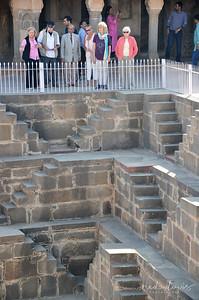 Chand Baori, 8th - 9th Century A.D.