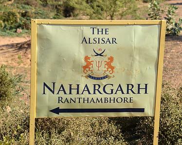 Nahargarh Palace, Ranthambhore