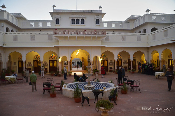 The Raj Palace, Nahargarh Palace