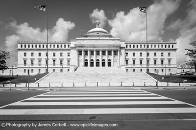 Thinking of those protesting today around El Capitolio de Puerto Rico.