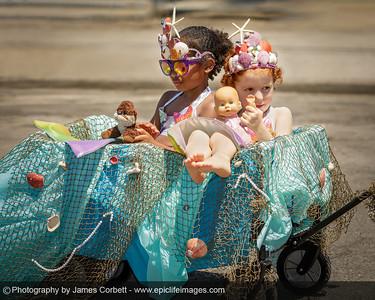 Rolling Mermaids
