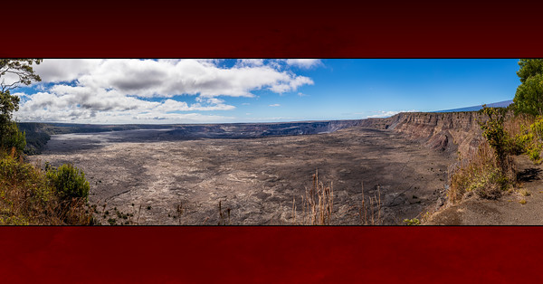 Been following the news of the eruption of the Kilauea volcano in Hawaii that started overnight Sunday (12/20/2020). Flashing back to our February 2020 trip where we stood on the rim looking down into the crater that is now filled with lava.