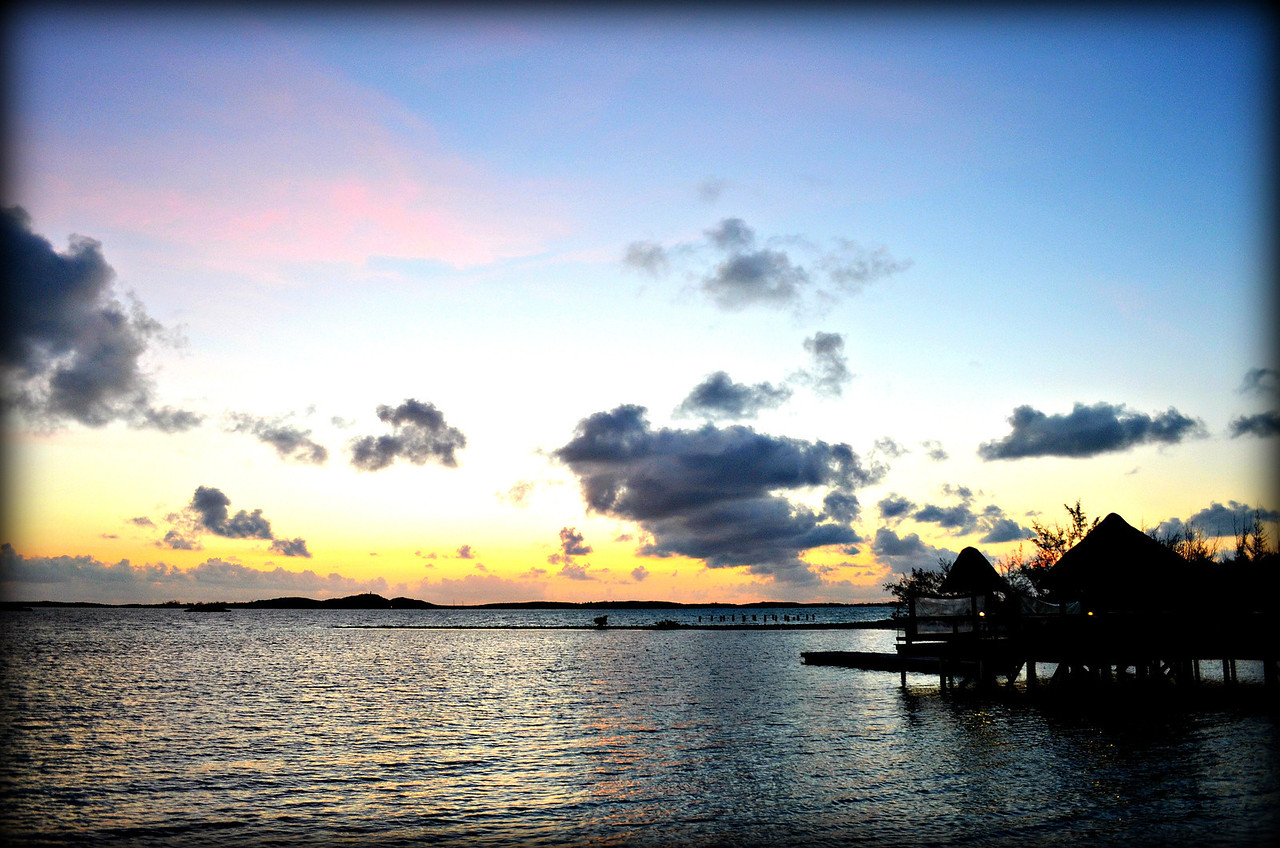 Gorgeous Exumas, Bahams, Sunrise