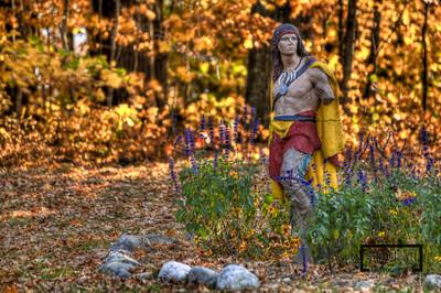 Kalijah Jorn in Fall