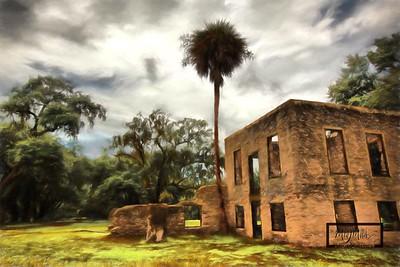 Tabby Ruins Palmetto