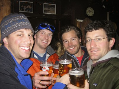 Day 7 - Photo 23 (Final Cheers in Chamonix).JPG