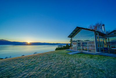 A stunning location at the foot of Lake Wanaka