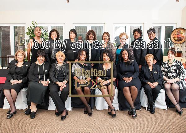 Epicureans Group Photos 2012