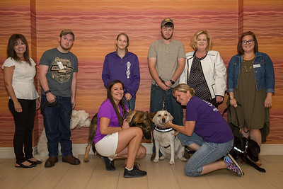 Epilepsy Foundation service dog presentation 7-26-2017