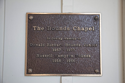 BOUNDS PLAQUE IMG_5369