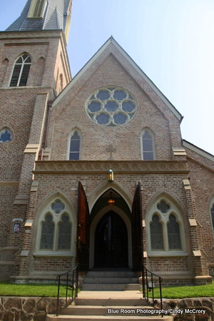 TRINITY EPISCOPAL CHURCH REDEDICATION